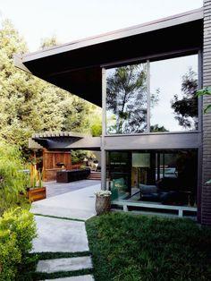 Rénovation d'une villa à Los Angeles par Commune
