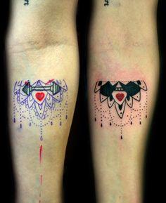 cover up tattoo - Thiago Padovani
