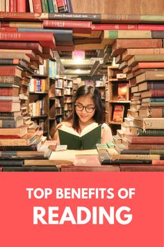 What are the Top Benefits of #Reading #Books? Check out our #Infographic to find out. Spoiler: 1. Improved #Focus and #Concentration 2. #Mental Stimulation 3. Better #Writing Skills #MentalHealth #ReadingBooks #BookClub #Relax #Relaxation Reading Books, Books To Read, Book Infographic, Better Writing, How To Be Likeable, Public Speaking, Writing Skills, Free Stock Photos, Life Lessons