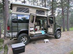 Craigslist 4x4 Vans for Sale   ... E350 5.4L EFI V8 4X4 Sportsmobile Camper Van For Sale - $52,000 obo