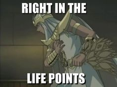 10. When things get emotional!   Community Post: 11 Memes Only Yu-Gi-Oh! Fans Will Understand