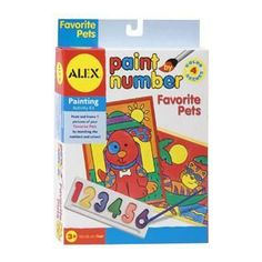 Paint by Numbers Pets