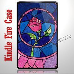 Beauty and the Beast Kindle Fire Case | Merchanstore - Accessories on ArtFire