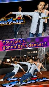 SnapDance - This is a creative way to turn photos of yourself and your friends into something completely different and unique. If you're a fan of breakdancing, this is definitely an app for you. The idea of the app is simple – take photos and turn yourself into a virtual breakdancer. Click the image for our full review.