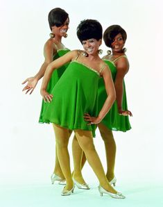 Motown's The Marvelettes - famous for their top of the charts hit Please Mr. Postman