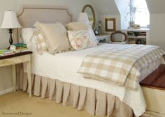 My Master Bedroom Bed | A Perfect Blend of Splurge, Save and DIY