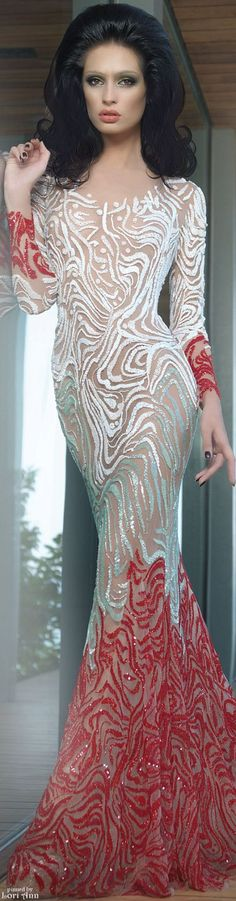 Charbel Karam Couture Spring 2016