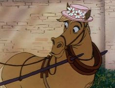 Frou-Frou (The Aristocats) | The Ultimate Ranking Of Animated Disney Horses