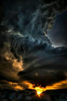 ^Beautiful Storm Clouds...