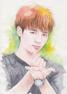 Nam Woohyun and Little Heart