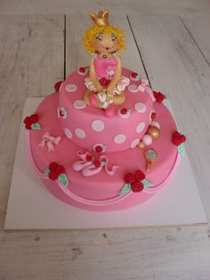 Die 41 Besten Bilder Von Lillifee Birthday Cakes Princess Pie Und