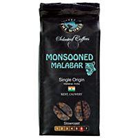 Kaffetypen Monsooned Malabar stammer fra noen av de eldste og mest kjente kaffedistriktene for monsunering i India.