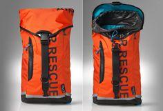 Air Rescue Drop Liner Backpack - LumberJac