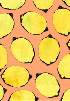 When life gives you lemon prints-well, you can't really make lemonade...:/
