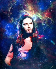 Rock God, David Gilmour looking like a mythical God or warrior or something. Pink Floyd Shine On, Pink Floyd Art, Pink Floyd Members, David Gilmour Pink Floyd, Heavy Metal Bands, Rock Legends, Everything Pink, My Favorite Music, Rock Music