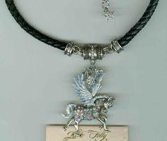 USAWholesalejewelry Store -  MIB Kirks Folly Pegasus Necklace , $39.99 (http://www.usawholesalejewelry.com/mib-kirks-folly-pegasus-necklace/)