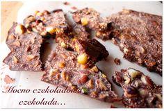 przepis na czekoladę z orzechami