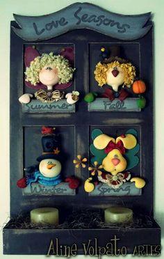 4 estaciones de pasta en ventana