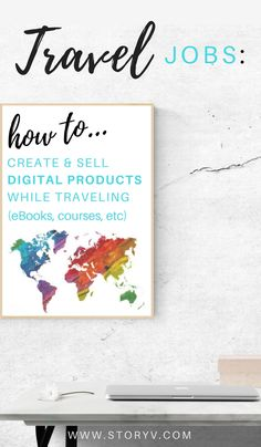 Ok, I'm getting onto this course creation thing! | Are you a traveler looking for online travel jobs? Within this in depth guide you'll learn how to create & sell your own digital information products & build a successful online business you can run from anywhere. Click through to read now...