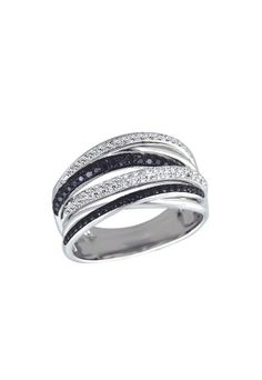 Effy Black and White Ring - WANT!!!