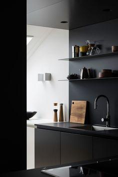 392 best black kitchens images in 2019 kitchen black kitchen rh pinterest com