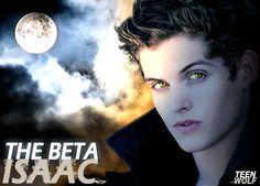 Isaac A.K.A Daniel Sharman from Teen Wolf