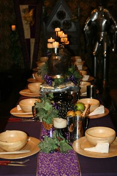 Medieval Dining and Decoration Packages