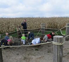 Nauman's Farms, Corn Maze and Pumpkin Patch in St. Clements, Ontario