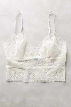 Eberjey Aurore Bralette - anthropologie.com #anthrofave
