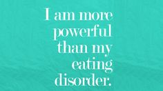 eating disorder recovery quotes - Google Search