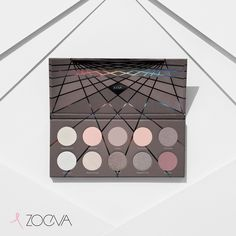 Taupe is the new black! Determined by a variation of warm and cool toned taupe shades, complementary to every skin tone. The ZOEVA En Taupe Palette is available now! www.zoeva.de