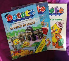 Vintage 'Petete' children's magazine / Revista Petete   Flickr - Photo Sharing!