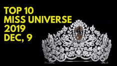TOP 10 MISS UNIVERSE 2019 December 9 December, Universe, Youtube, Top, Outer Space, The Universe, December Daily, Youtubers, Cosmos