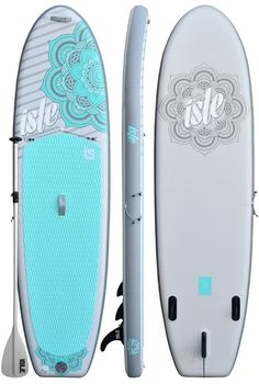 Womens Airtech Inflatable Paddle Board 2015