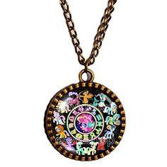 My Little Pony Friendship Is Magic Necklace Pendant Jewelry Rainbow Homestuck