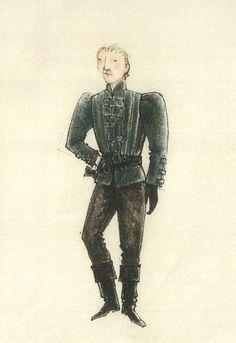 Henry IV. Vivian Beaumont Theatre. Costume design by Jess Goldstein. 2003
