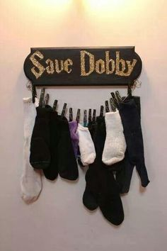 Need this in my laundry room for socks without matches