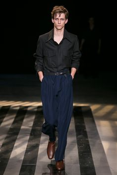 Sandro Spring 2016 Menswear - Collection - Gallery - Style.com