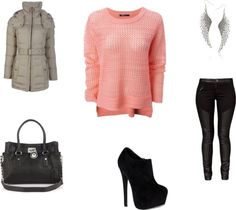 """""""thursday"""" by annastinam ❤ liked on Polyvore"""