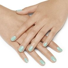 mint candy apple - always in style essie looks, more blue than green