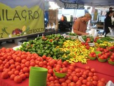 Austin Farmers Market-from Red Rock, TX