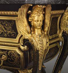 Mēbeļu vēsture - Izcilākie mēbeļu meistari: Andrē Šarls Buls