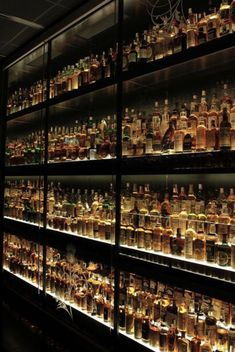 Whisky Bar, Cigars And Whiskey, Whiskey Drinks, Scotch Whiskey, Bourbon Whiskey, Whiskey Room, Whiskey Lounge, Whisky Regal, Cigar Bar