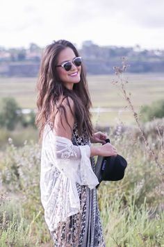 Trendy Outfits, Summer Outfits, Cute Outfits, Fashion Outfits, Spring Summer Fashion, Autumn Fashion, Hippie Lifestyle, Festival Fashion, Festival Style