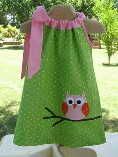 Super Sewing For Kids Clothes Little Girl Dresses Simple Ideas Little Dresses, Little Girl Dresses, Nice Dresses, Girls Dresses, Sewing For Kids, Baby Sewing, Sewing Ideas, Fashion Kids, Fashion Design