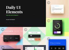 你知道網路上有個非常知名的活動「The 100 Day Project」嗎?這項活動鼓勵大家設定一個目標,然後持續各種變化一百天,除了挑戰自己,也能享受這段期間的成果。之前曾看到一位舊金山設計師 Do-Hee Kim 進行100 Days of Fonts,利用 Google Fonts發揮巧思,設計出各