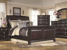 Havertys Bedroom Sets Bedroom Furniture Sale Large Size Of Discontinued Bedroom Sets For Sale Furniture Clearance Center Bedroom Bedroom Havertys Furniture Bedroom Sets For Sale, Bedroom Furniture For Sale, Luxury Furniture, Cool Furniture, Furniture Storage, Sleigh Bedroom Set, Sleigh Beds, Homemakers Furniture, Value City Furniture