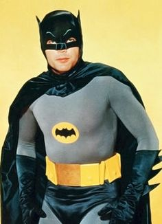 TIME: Adam West, the actor who became famous for his straight-faced portrayal of Batman in the TV . Batman 1966, Im Batman, Batman Robin, Superman, Real Batman, Batman Stuff, Batman Arkham, Adam West Batman, Dc Movies