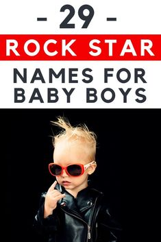 Are you looking for a badass name for your baby boy? This list of rock star-insp… Are you looking for a badass name for your baby boy? This list of rock star-inspired boy names will help you find a cool edgy name for your new son! Girl Names With J, Names For Boys List, Cool Baby Boy Names, Unique Baby Names, Cool Baby Stuff, Names Baby, Diy Stuff, Hottest Guy Names, Bebe