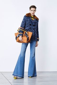 c59fc2b2fc15 Ermanno Scervino Pre-Fall 2018 Collection - Vogue Denim Fashion